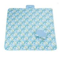 Buy cheap Easy To Carry Waterproof Beach Mat , Water Resistant Beach Blanket Foldable product