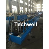 Buy cheap Storage Rack Box Beam Roll Forming Machines for 1.5-2.0MM Galvanized Coil or Carbon Steel Material product