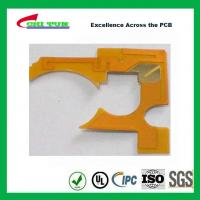 Buy cheap IPC Standard Flexible PCB Thickness 1mil with Plaing Gold PI Material product
