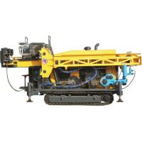 Quality Cummins 6CTA 1300m  HQ (89mm ) HYDX-6 Full Hydraulic Diamond Core Rig for sale