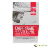 Buy cheap Bean Packing Custom Printed Resealable Bags , Ziplock Coffee Bags With Valve from wholesalers