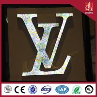 Buy cheap High quality thin light store advertising light letter for wholesal,standard custom export product