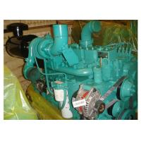 Buy cheap 183KW 6CTAA8.3-G2 Cummins G Drive Engines Diesel Generating Set With Electric Governor product