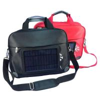Buy cheap Waterproof  Nylon Laptop Solar Charging Backpack With USB Battery Backup product