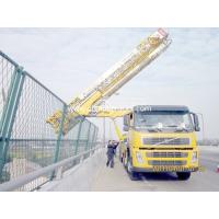 Buy cheap Latice Type 8x4 Bridge Inspection Machine VOLVO With Air Suspension System product