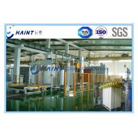Buy cheap Chaint Pallet Wrapping Machine Electric Driven With PLC Based Control System product