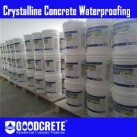 Buy cheap Deep Penetrating Liquid Crystalline Concrete Waterproofing product