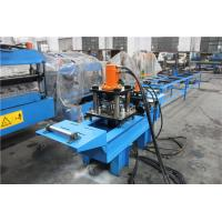 Buy cheap 5.5KW Strut Channel Cold Steel Roll Forming Machine with 19 Stations product