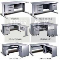 Buy cheap Metal Office Rectanular Tables (L-Leg) product