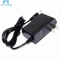 Buy cheap 12V 1A Switching Power Supply Adapter With ABC PC Plastic Housing product