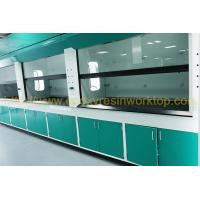 China Floor Standing Science Laboratory Furniture epoxy resin chemical resistance on sale