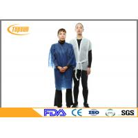 Buy cheap Colorful Disposable SPA Products Disposable Bath Robes / sauna gown suit For from wholesalers