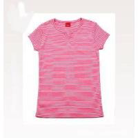 China Lovely Pink Striped Girl′s Cotton Shirts (LP-262) on sale