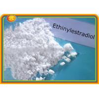 Buy cheap Ethinylestradiol 57-63-6 female Prohormone Supplements Assay 98% product
