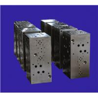 Quality CNC machining Process Hydraulic Proportional Valve Block For Engneering for sale