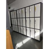 Buy cheap Staff 3 Door Steel Locker H1850XW900XD400mm Metal Furniture Wardrobe Storage Cabinet product