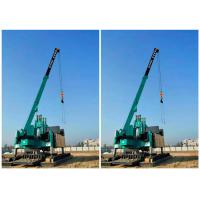 Buy cheap Precast Concrete Pile Foundation Equipment ZYC280 7.7m/Min Piling Speed With Excellent Quality product