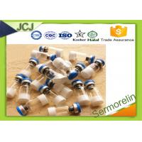 Buy cheap Injectable Peptides Steroids Sermorelin 2mg / Vial For Muscle Building 86168-78-7 product