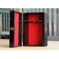 Buy cheap Personalized Environment Friendly Luxury Wood Jewelry Display Boxes With Lock product