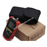 Buy cheap Handheld Fiber Optic Power Meter Test Equipment With FC ST SC Connector product