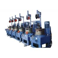 China Simple Structure Wet Wire Drawing Machine Straight Feeding Type Energy Saving on sale