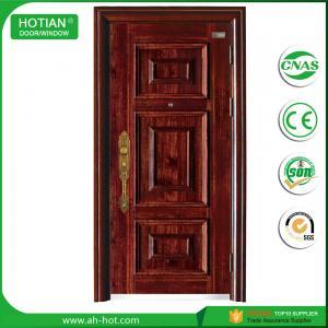 Buy cheap Steel Security Door Popular for Front Main Entrance Door product