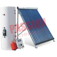 Buy cheap Direct Flow Sun Power Solar Water Heater Rooftop , Split Solar Hot Water System product