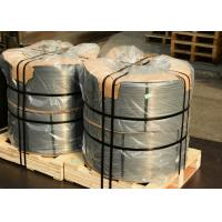 China High Tensile galvanized wire ,  Zinc Coating High Carbon Steel Wire Weight 95 g/m2 on sale
