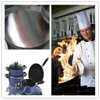 Buy cheap Deep Drawing Aluminium Circle / Aluminum Disc for Non-stick Frypan or Pots product