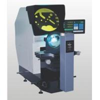 Buy cheap High Precision 300mm Screen Horizontal Optical Comparator For Milling Tool product