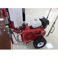 Quality Hydraulic Piston Pump Professional Paint Sprayer / Gas Airless Paint Sprayer for sale