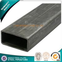 China Construction Welded Rectangular Steel Tubing ASTM A500 BS1387 High Tensile on sale