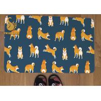 Buy cheap Custom Printed Pattern Outdoor Floor Rugs For Home Decoration OEM Acceptable product