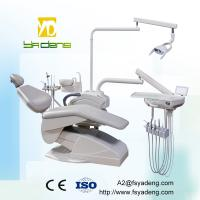 China Seamless 1.2mm PU Cushion Dental Chair Unit Price With CE Approval wholesale
