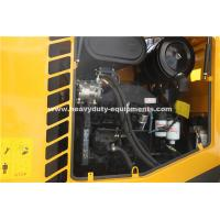ZL30 Wheel Loader With 9800kg Overall Weight And 6890x2430x3070mm Overll Size