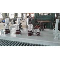 High Voltage Power Transformer S9 6 - 35kV 3 Phase Low Noise For Power Plant