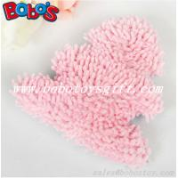 Buy cheap Stuffed Plush Pink Tree Shape Pet Toy With Squeaker product
