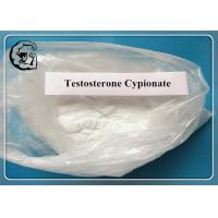 Buy cheap CAS 58-20-8 Raw Steroid Powders Testosterone Cypionate Test C For Muscle Enhancement from wholesalers