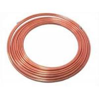 Buy cheap Light weight ISO9001 plain , copper coated Single Wall Steel Tube for auto - braking system product