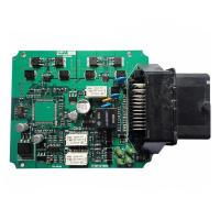 Buy cheap Automotive PCB Printed Circuit Board Assembly / Double Sided Pcb product