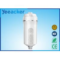 Buy cheap 0.5kg High Flow Rate ABS Plastic Negative Ion Shower Water Filter With KDF Cartridge product