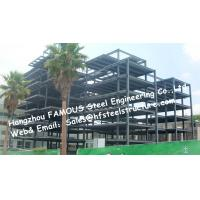 China NZ And USA Standard Chinese Structural Steel Contracting For Structural Building And Metal Buildings on sale