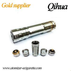 Buy cheap Big Vapor E Cigarette Mechanical Mod Stainless Steel Panzar Mech from wholesalers