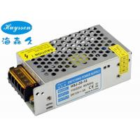 Buy cheap Low Power LED Light Strip Power Supply 12V 3A For LED Display product