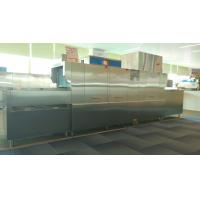 Buy cheap Stainless Steel Small Commercial Dishwasher / Restaurant Washing Machine product