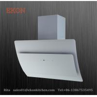 Buy cheap 2014 New White Painted 5 Speed Kitchen Chimney Hood With Remote Control product