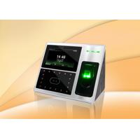 """China 4.3""""  TFT Biometric Facial Recognition Access Control System Support RFID Card wholesale"""