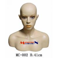 China Quality Realistic Mannequin Head & Bust on sale