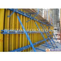 Buy cheap Shear Wall Formwork Systems , Vertical Concrete Wall Formwork I Joist Beam product