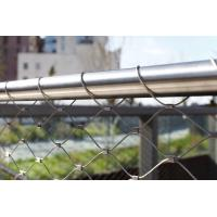 Buy cheap SS 304 Balustrade Wire Mesh Anti Corrosive With 1.2mm-3.2mm Wire Diameter product